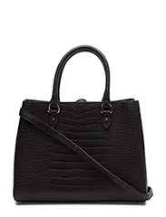 New Handbag - Alligator Black