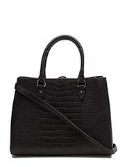 New Handbag - ALLIGATOR BLACK
