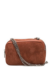 Anabelle small bag - SUEDE AUTUMN ORANGE