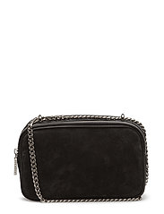 Anabelle small bag - SUEDE BLACK