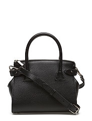 Adele tiny shopper - BLACK