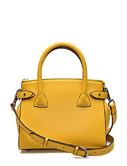 Adele tiny shopper - VIBRANT YELLOW