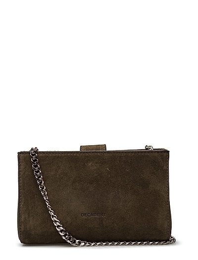 Tiny Open Cross Body With Chain