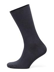 Ladies thin ankle sock - NAVY