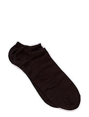 Ladies thin sneaker sock - Black
