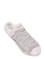 Ladies thin sneaker sock - Grey