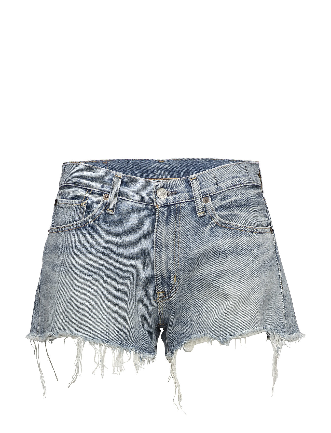 Denim & Supply Ralph Lauren Eva High-Rise Cutoff Short