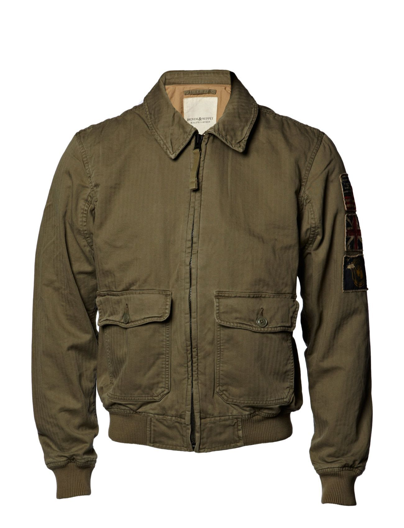 Denim & Supply Ralph Lauren FLIGHT JACKET