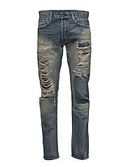 D&S Prospect Slim Jean - REDDING