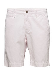 Cotton Chino Short - HINT OF PINK
