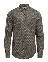 UTILITY-L S-SPORT SHIRT - BARNABY FLORAL