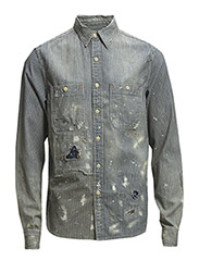 LSL WORKSHIRT - TOMPKINS