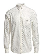 LS ONE POCKET SHIRT - SKY STAR
