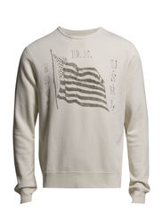 SS CN DS US FLAG - CHIC CREAM DS U