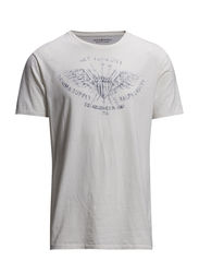 WINGED-SHIELD-GRAPHIC TEE - ANTIQUE CREAM-A