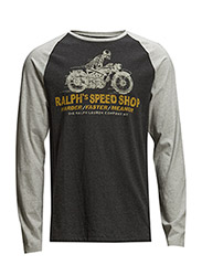 LSL BASEBALL SPEED SHOP - AVERY HTHR/GR H