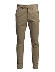 OFFICER SLIM CHINO PANT 32 - CLASSIC TAN