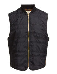 HUNTING VEST - POLO BLACK
