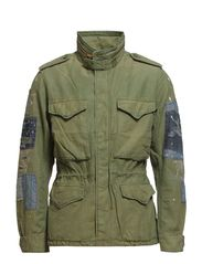 REPAIR FIELD-LINED-JACKET - ARMY OLIVE