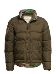 DOWN JACKET - TERRAIN GREEN