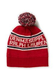 D&S HAT - RED