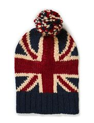 FLAG HAT - UK RED/WHITE/BL