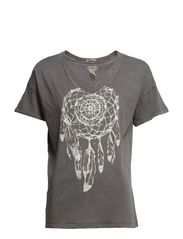 VN BF TEE - DREAM CATCHER - CLASSIC GREY