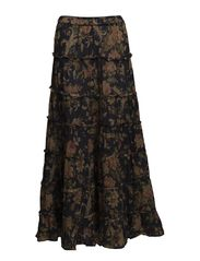 FLLTIERED MAXI - ADELAIDE FLORAL