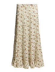 FLLTIERED MAXI - ALANIS FLORAL