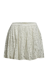 RUCHED MINI - ANTIQUE CREAM