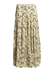 FLORAL TIERED MAXI - SUN FADED FLORA