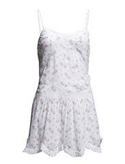 PRAIRIE-SHORT SLEEVE-CASUAL DRESS - CHEYENNE FLORAL