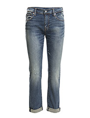 MORGAN HIGH-RISE SLIM JEAN - MORGAN