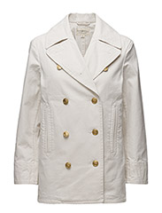 CTN PEACOAT - SUMMER CREAM
