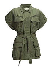 MILITARY VEST - ARMY OLIVE