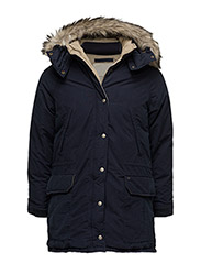 DOWN PARKA-DOWN FILL-JACKET - CL.NY