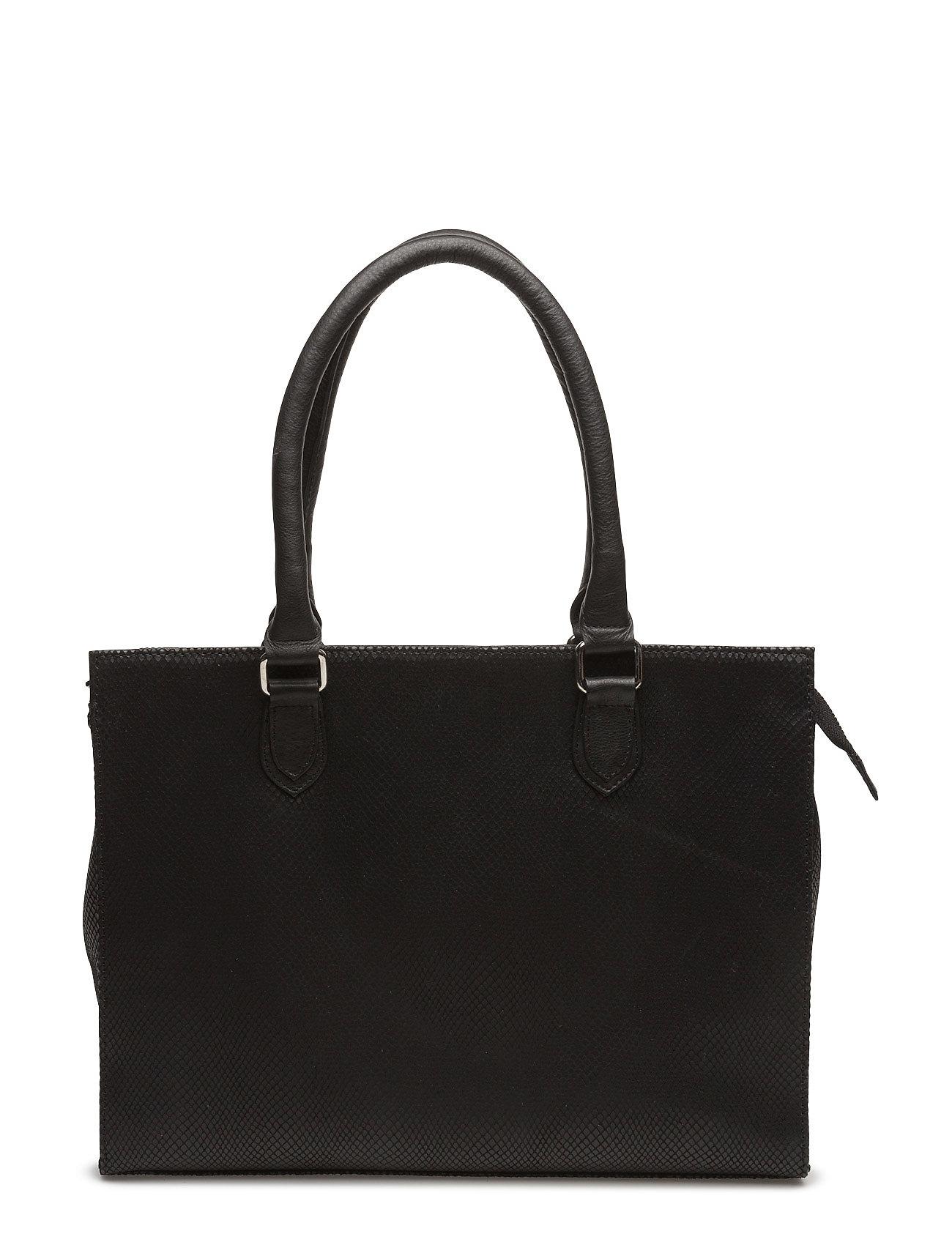 Medium Bag DEPECHE Tasker til Kvinder i Sort