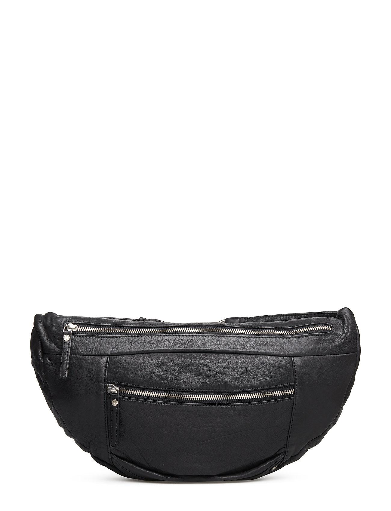 Fashion Favourites Large Bum Bag DEPECHE Mavetasker til Damer i Sort