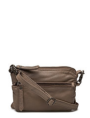 Casual Chic small bag / clutch - TAUPE
