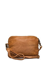 Small bag / Clutch - COGNAC