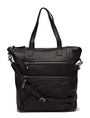 Shopper B11694 - BLACK
