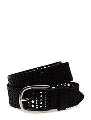 Jeans belt - BLACK