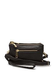 Golden Deluxe Small bag / Clutch - BLACK