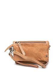 SMall bag/clutch - COGNAC