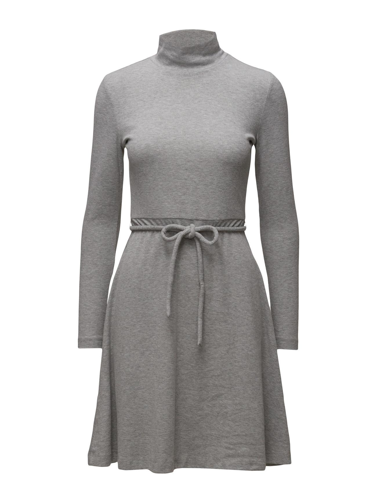 be1ceb734b3d Jeny Turtle Designers Remix Korte kjoler til Damer i Light Grey Melange