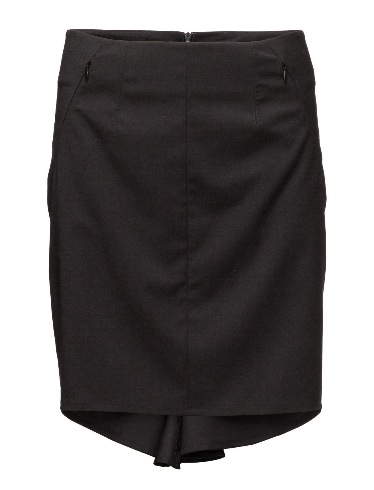 Bond Skirt Designers Remix Korte til Kvinder i Sort