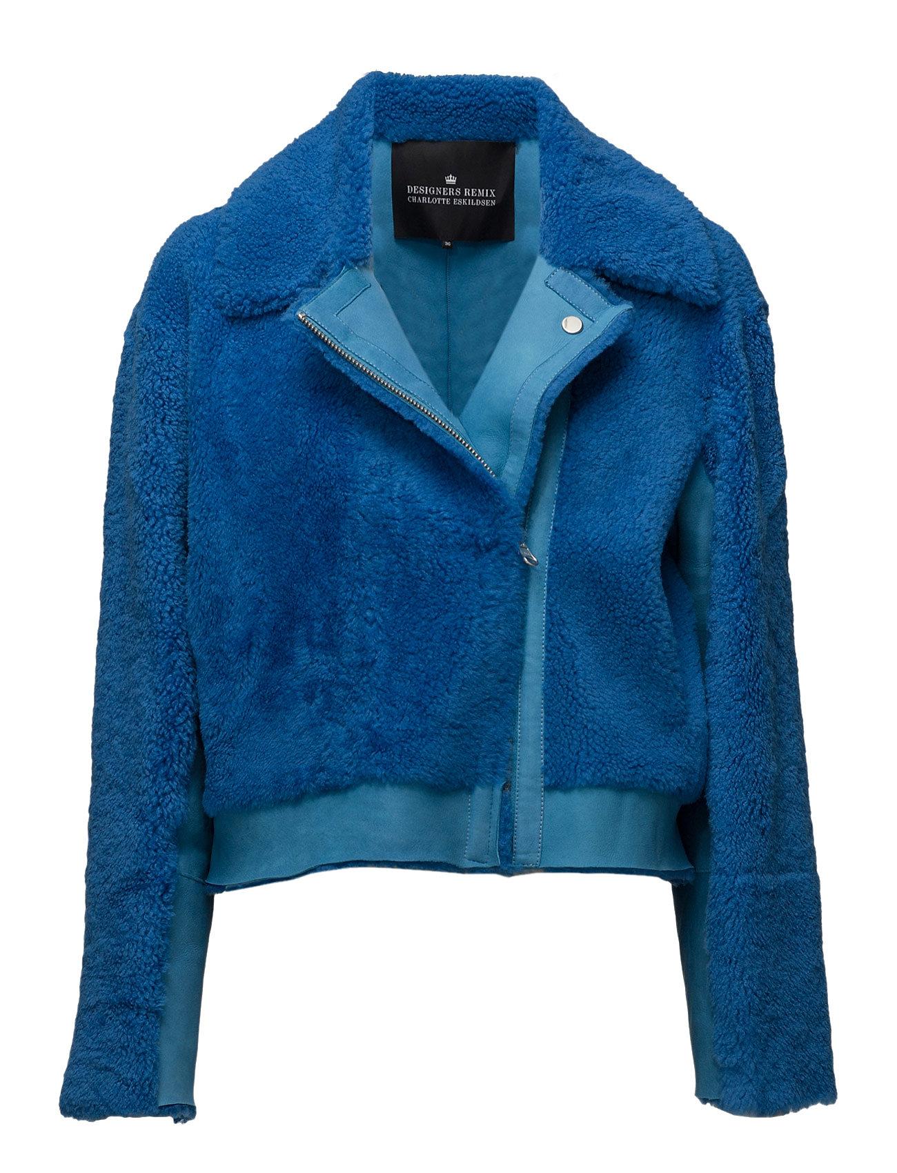 Candy Coat Designers Remix Jakker til Damer i Blå