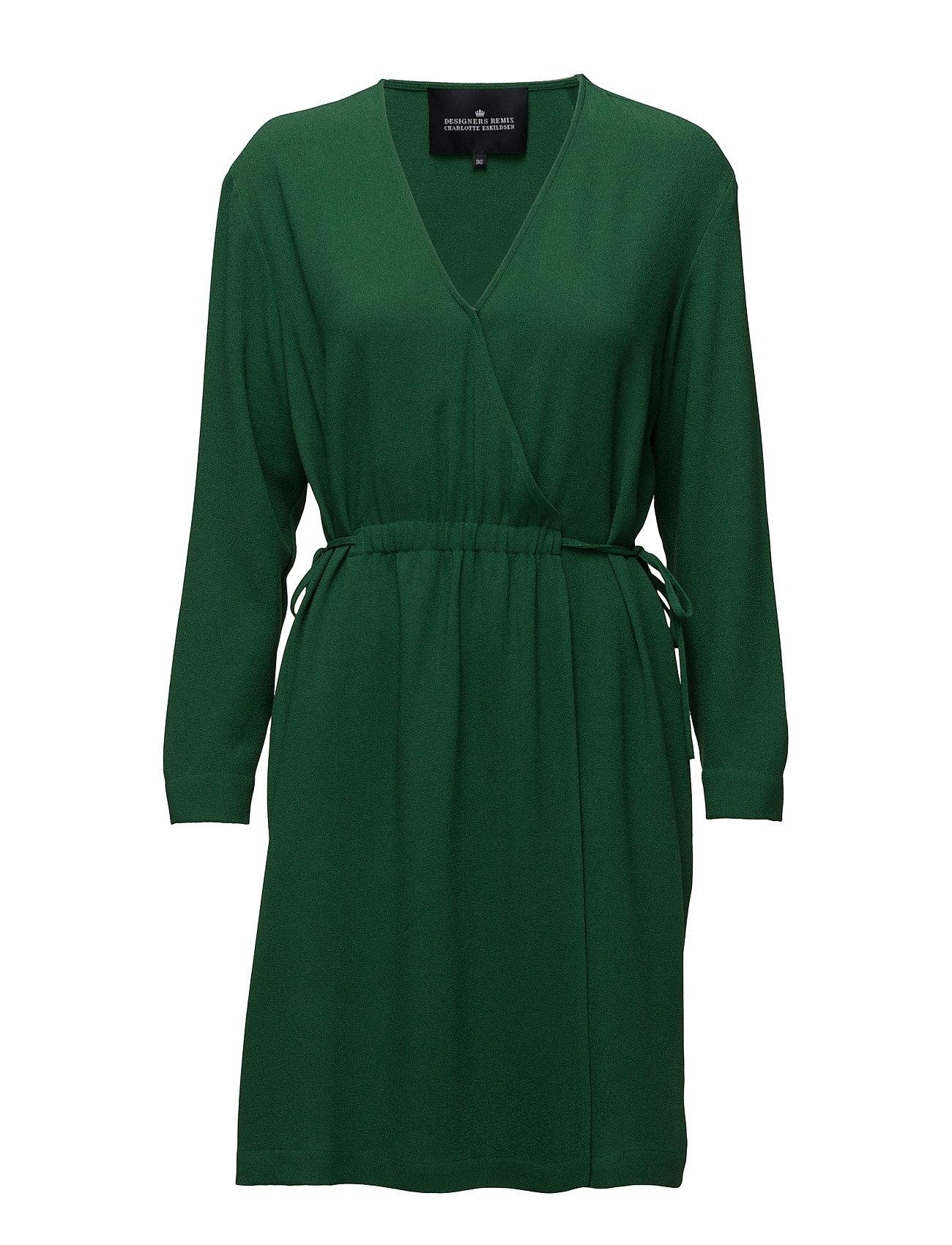 Wake Wrap Designers Remix Korte kjoler til Damer i Grøn