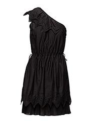 Lydia One-Shoulder - BLACK
