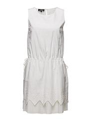 Lydia Tee Dress - WHITE